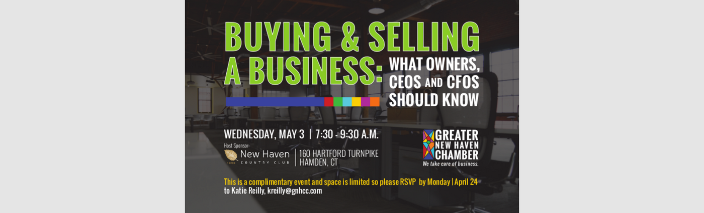 Atty  Michaelson Presents on Buying and Selling a Business