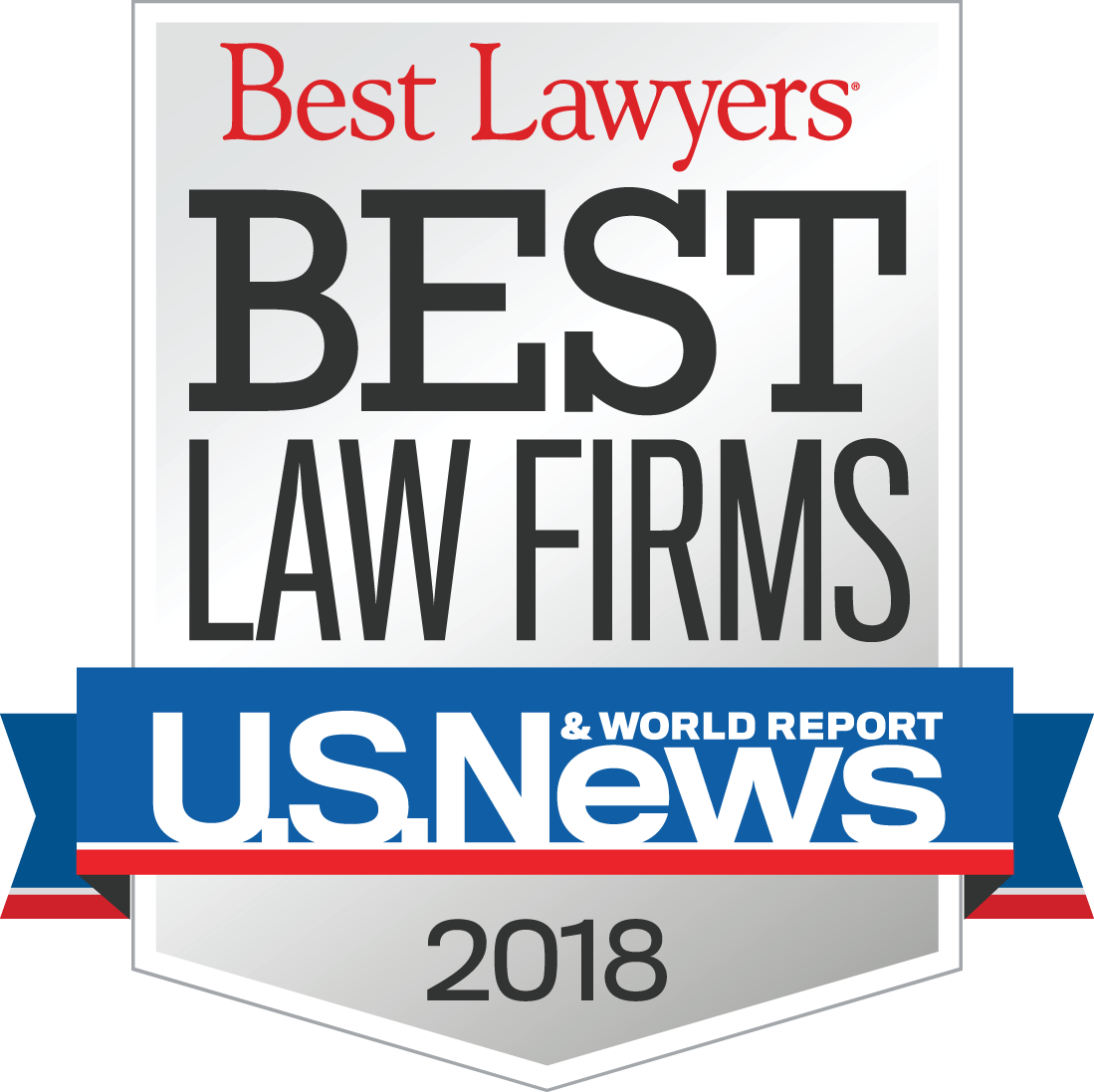 US News Best Law Firm 2018